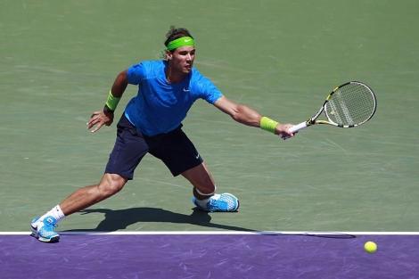 Rafael Nadal vs Fernando Verdasco: Duelo español en los Octavos de Madrid 2012