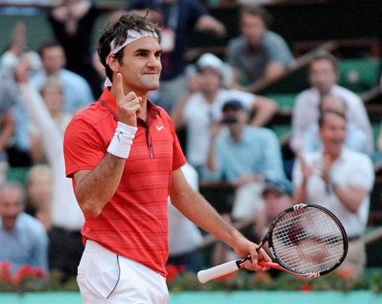 Roger Federer vs Tobias Kamke: Arranca el Roland Garros 2012