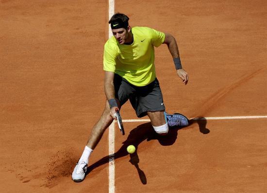 Juan Martin Del Potro vs Marin Cilic: Tercera Ronda Roland Garros 2012