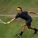Federer vs Youzhny Semifinal Halle 2012