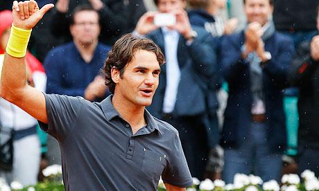Roger Federer vs Thomaz Bellucci - ATP de Basilea 2012