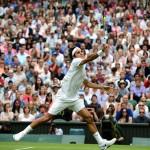 Roger Federer vs Julien Benneteau Tercera Ronda Wimbledon 2012