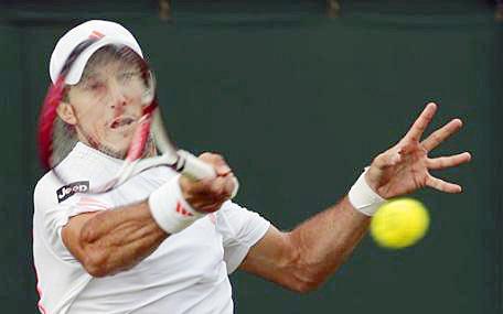 Monaco Wimbledon 2012
