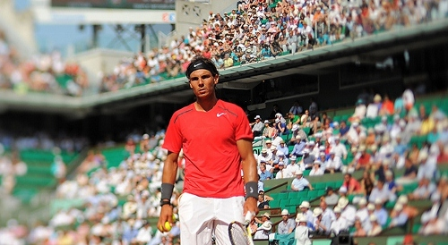 Nadal vs Mónaco En Vivo - Octavos Final Roland Garros 2012