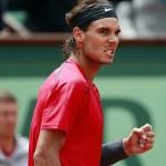 Video y Fotos de Rafael Nadal Campeón del Roland Garros 2012 Abierto de Francia