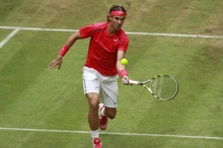 Rafael Nadal vs Thomaz Bellucci Primera Ronda Wimbledon 2012
