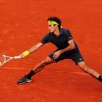 Federer vs Goffin En Vivo - Octavos de Final Roland Garros 2012