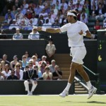 Juan Martín del Potro vs David Ferrer Octavos de Final Wimbledon 2012