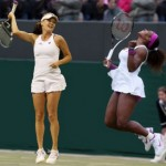 Serena Williams vs Agnieszka Radwanska Final Wimbledon 2012