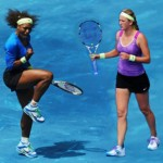 Serena Williams vs Victoria Azarenka Semifinal Wimbledon 2012