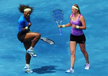 Serena vs Azarenka Wimbledon 2012
