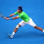 Rafael Nadal aun no está recuperado de su rodilla