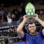 Tsonga campeón en el abierto de Metz
