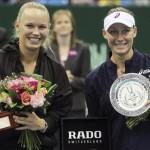 Caroline Wozniacki obtiene segundo título de temporada en la Copa de Kremlin