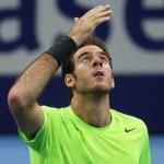 Con muerte súbita ante Federer, Juan Martín del Potro conquistó el Swiss Indoors