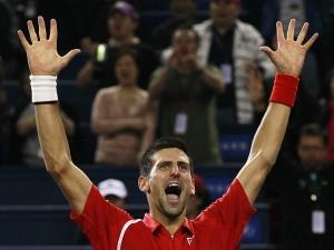 Djokovic se corona campeón del Masters 1000 de Shanghai