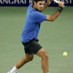 Federer medirá fuerzas con Cilic por cuartos de finales en el Masters de Shanghai