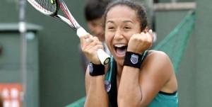 Heather Watson, con 20 años logra su primer título en el Abierto de Japon