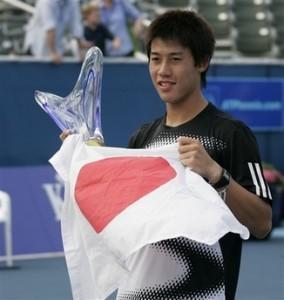 Partido inédito en la final en el Torneo de Tokio: Murray Vs. Nishikori