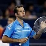 Murray por la victoria ante Stepanek - Masters de Shanghai 2012 - Cuartos de finales