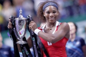 Serena Williams conquista el Masters en Estambul