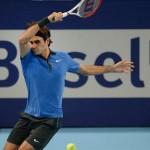 Juan Martín Del Potro y Roger Federer disputarán la Final del ATP de Basilea 2012 - Swiss Indoors Basel