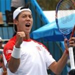 Kei Nishikori primer jugador japonés  en la final del ATP 500 de Tokio.