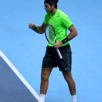 Resultados Copa Masters 2012 Londres – Juan Martín Del Potro vs. Roger Federer – Torneo de Maestros