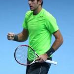 Resultados Copa Masters 2012 Londres – Juan Martin Del Potro vs Janko Tipsarevic – Torneo de Maestros
