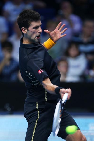 Torneo de Maestros 2012: Novak Djokovic vs Andy Murray - Segunda Jornada Grupo A