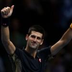 Resultados Copa Masters 2012 Londres – Juan Martín Del Potro vs. Novak Djokovic – Torneo de Maestros