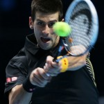 Fotos y Videos – Novak Djokovic vs Andy Murray – Torneo de Maestros Londres 2012