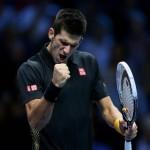 Resultados Copa Masters 2012 Londres – Novak Djokovic vs Andy Murray - Torneo de Maestros