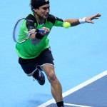Fotos y Videos – Roger Federer vs David Ferrer – Torneo de Maestros Londres 2012
