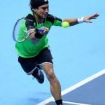 Fotos y Videos – Roger Federer vs David Ferrer – Torneo de Maestros Londres 2012