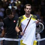 Fotos y Videos – Novak Djokovic vs Andy Murray – Torneo de Maestros Londres 2012