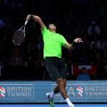 Fotos y Videos – Juan Martin Del Potro vs Roger Federer – Torneo de Maestros Londres 2012