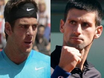 Juan Martin Del Potro vs Novak Djokovic – Torneo de Maestros 2012