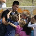 Novak Djokovic recibirá reconocimiento por su compromiso para erradicar la pobreza