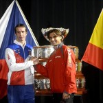 Final de Copa Davis 2012 en vivo: David Ferrer vs Radek Stepanek