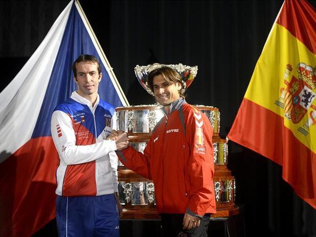 Final de Copa Davis 2012 en vivo: David Ferrer vs Radek Stepanek