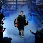 Fotos y Videos – Roger Federer vs. Andy Murray – Torneo de Maestros Londres 2012