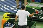 Fotos y Videos  Andy Murray vs Tomas Berdych - Torneo de Maestros Londres 2012