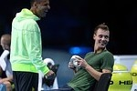Fotos y Videos  Andy Murray vs Tomas Berdych - Torneo de Maestros Londres 2012