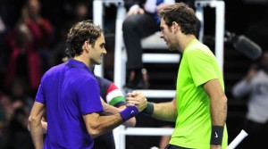 Roger Federer Vs. Juan Martín del Potro