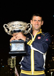 Djokovic campeon Open de Australia