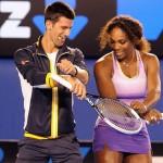 Abierto de Australia: oportunidad histórica para Djokovic y Williams