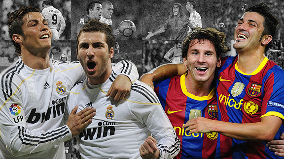Barcelona vs Real Madrid Copa del Rey 2013